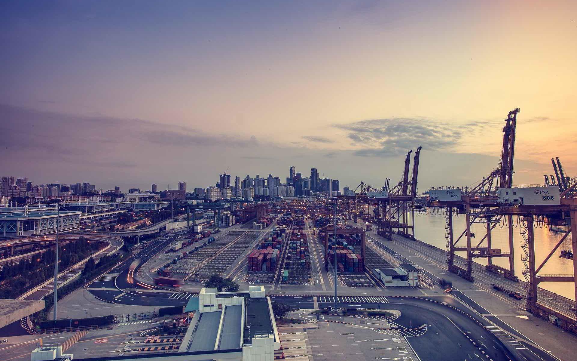 Puerto - Industria