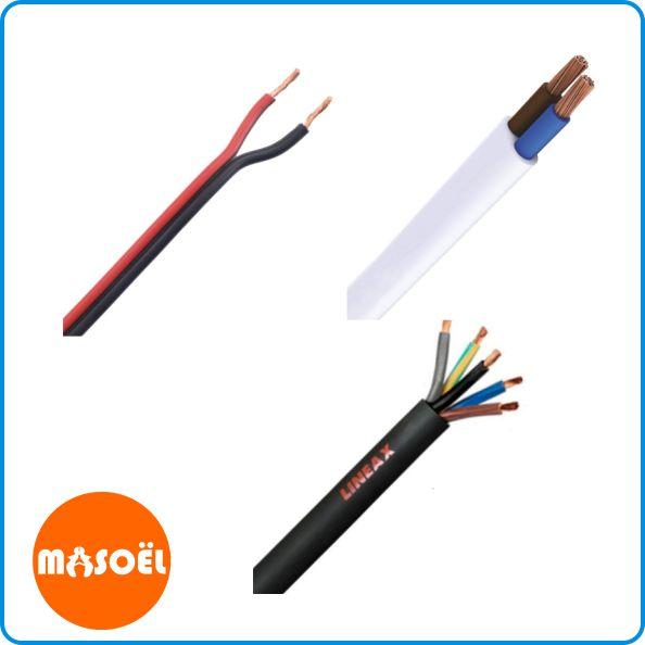 Soepele kabel