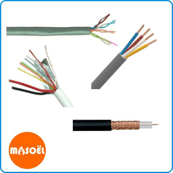 utp-svv-KNX-coax kabel
