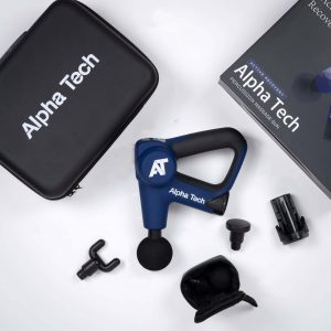 Alpha tech massasjepistol test
