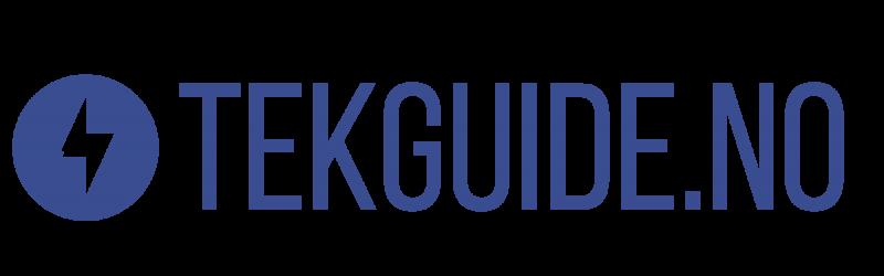 Tekguide.no logo