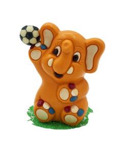 ek oranje olifant chocolade