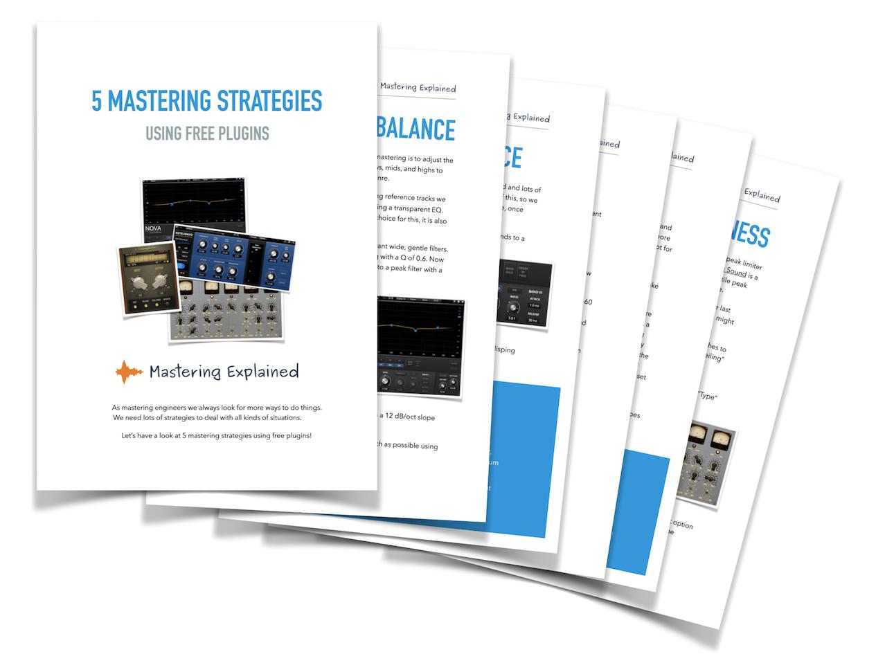 5 mastering strategies pdf
