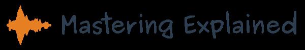 Learn audio mastering | Mastering Explained logo