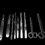 Instrumenten snijset/dissectieset