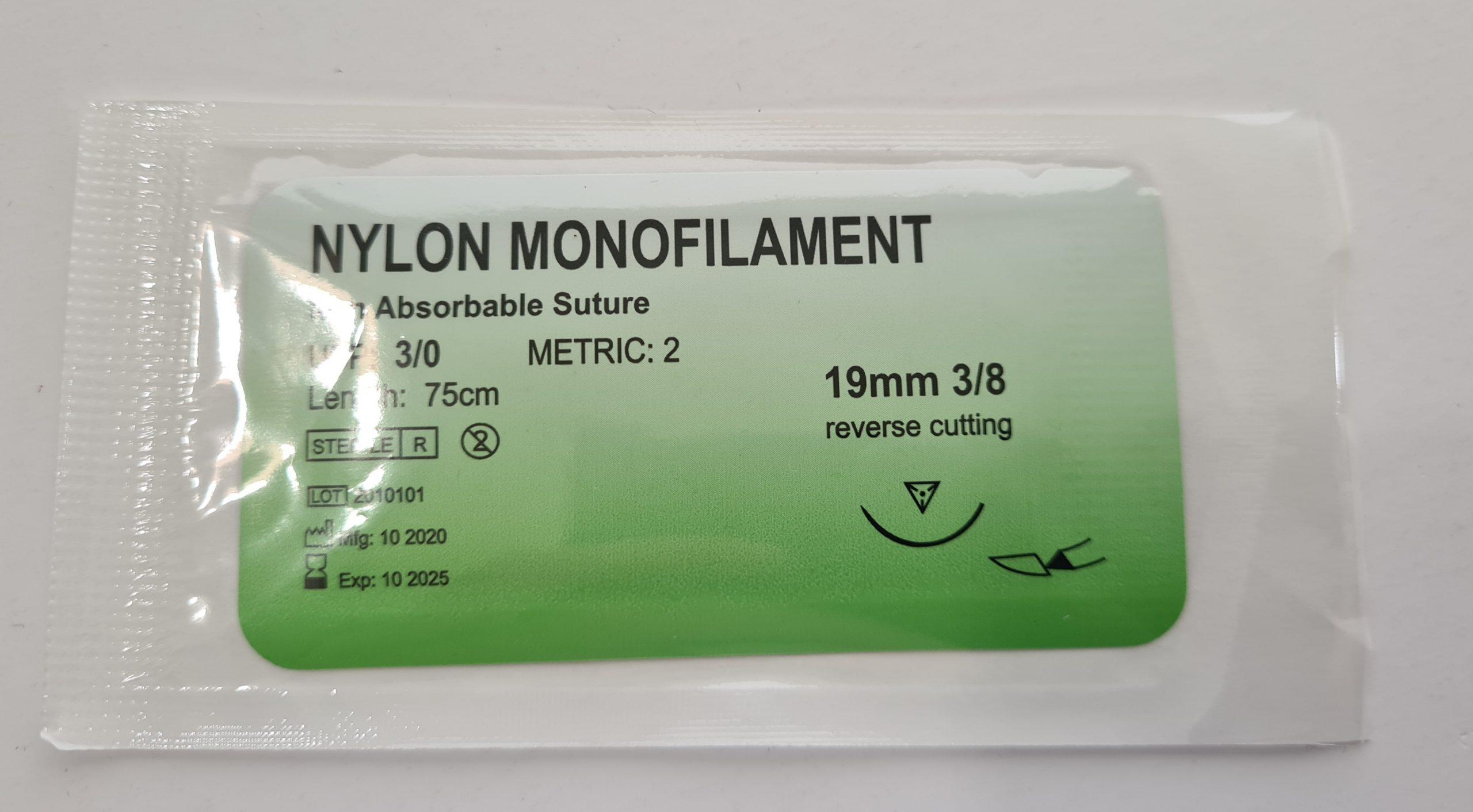 nylon monofilament hechtdraad