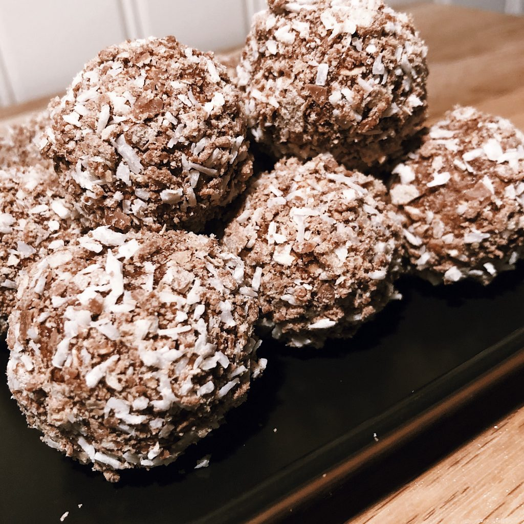 Kexchokladbollar
