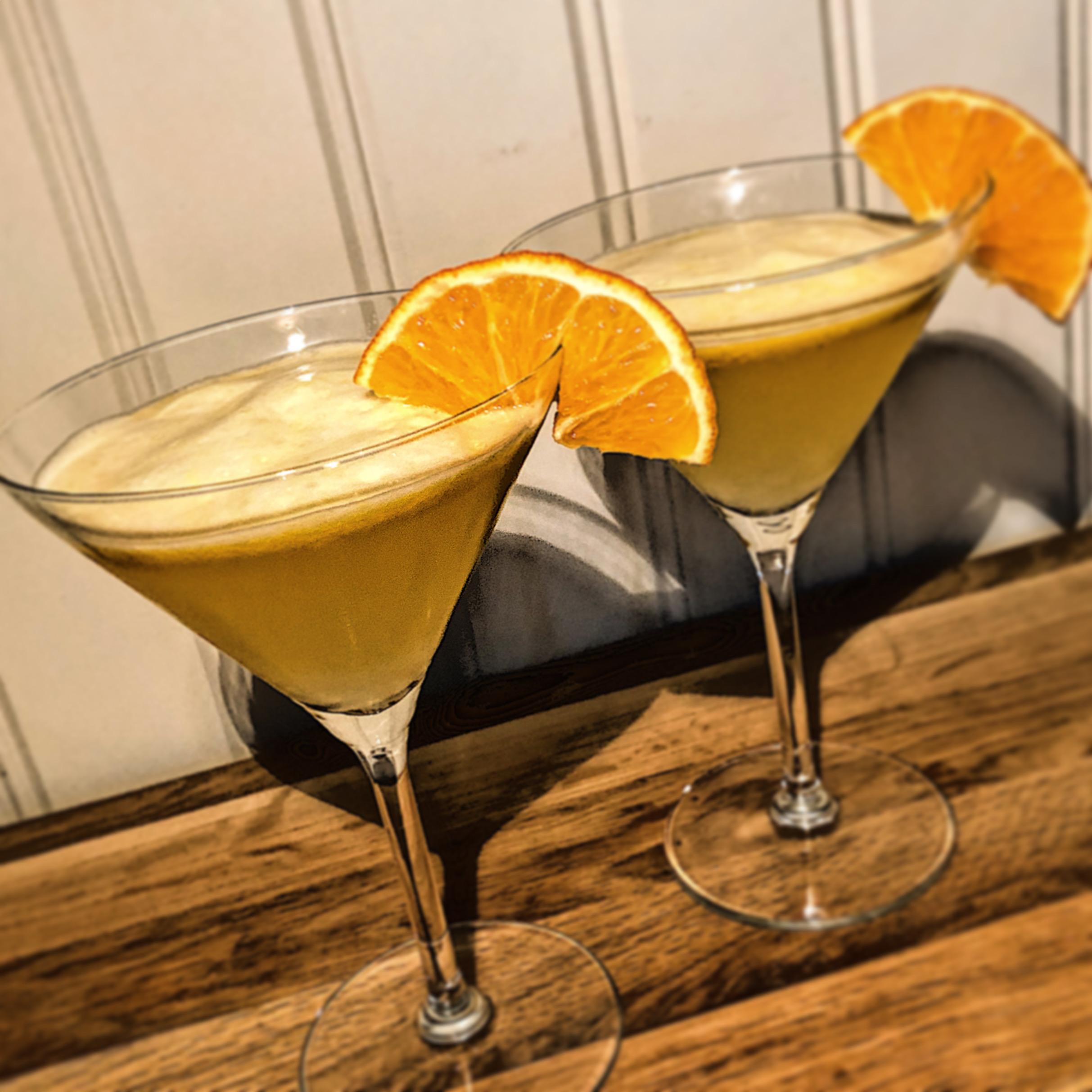 Alkoholfri Citrusdrink