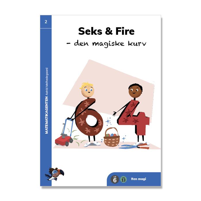 Ren magi - Bog 2: Seks & Fire - den magiske kurv