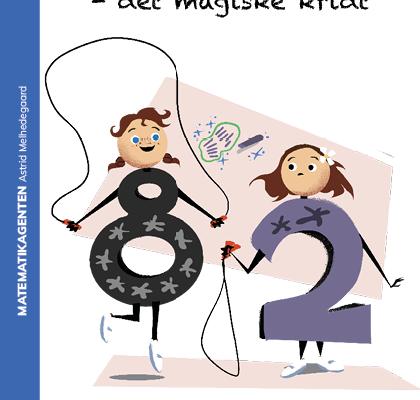 Bog 4: Otte & To - det magiske kridt