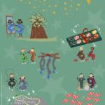 Ren Magi Plakat