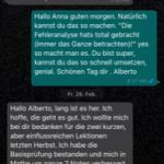 Anna Feedback Mathe