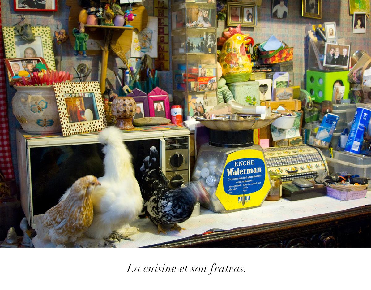 Photographie documentaire réalisée par l'artiste Mathilde Troussard