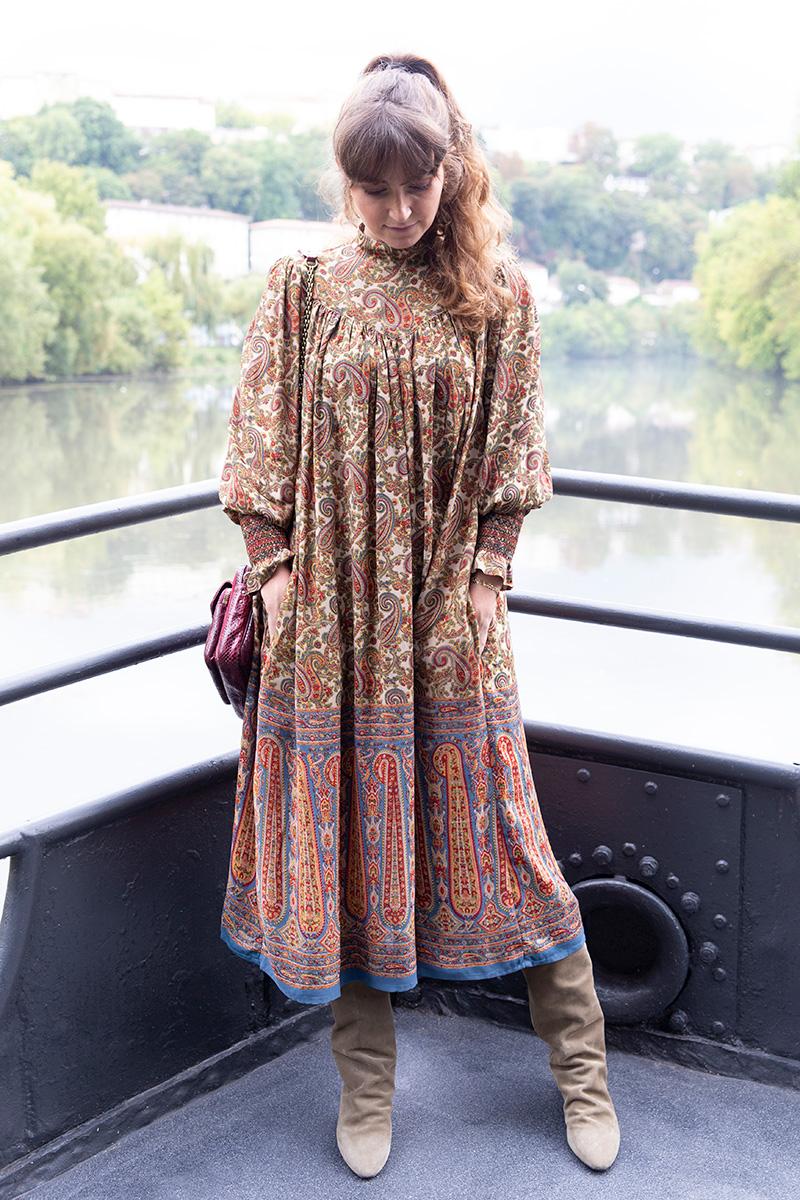 Photographie de mode de réalisée par l'artiste Mathilde Troussard