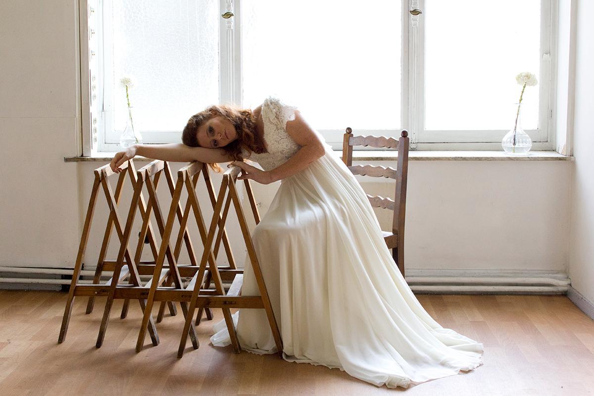 Photographie de mode  réalisée par la Visual Storyteller Mathilde Troussard