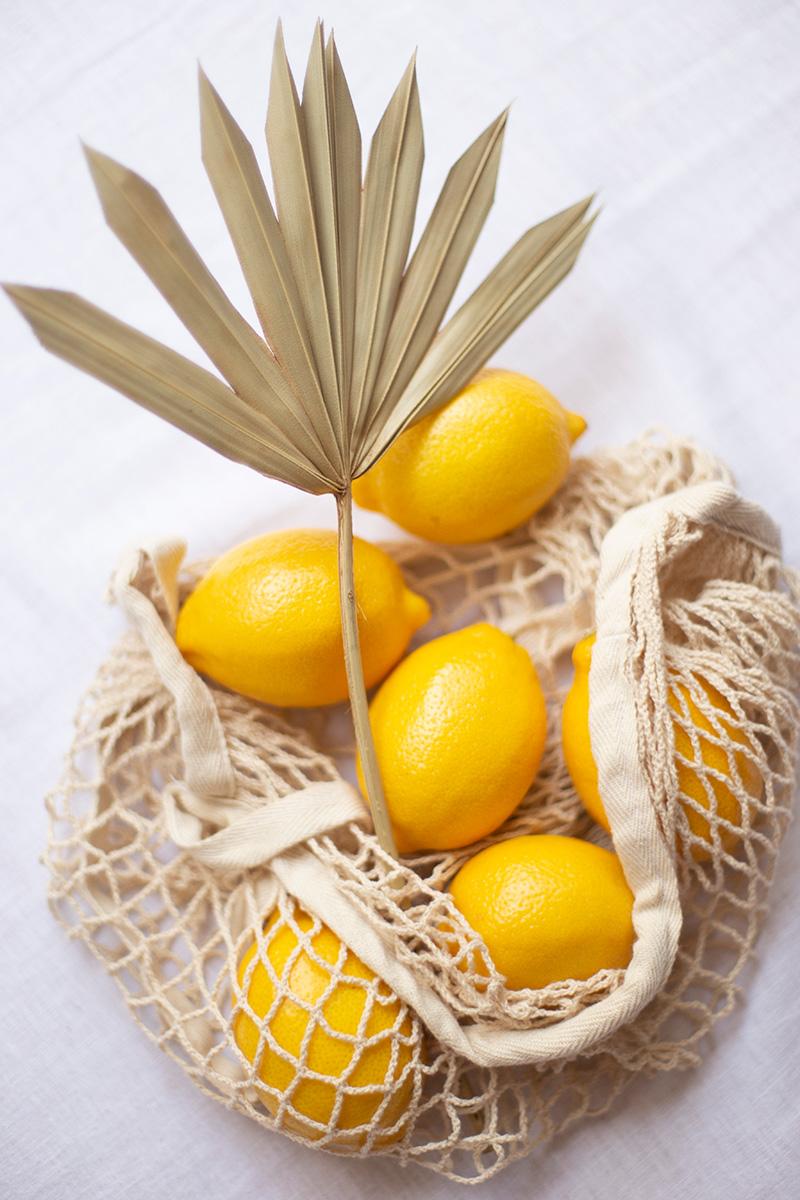 Mes jolis citrons, photographie slowlife réalisée par la Visual Storyteller Mathilde Troussard