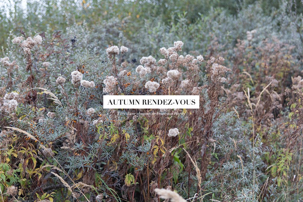 Autumn rendez-vous photographie réalisée par la Visual Storyteller Mathilde Troussard