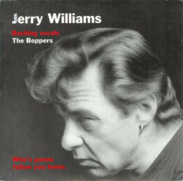 """Jerry Williams (3) - Who's Gonna Follow You Home (7"""")"""