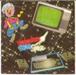 """Video Kids - Woodpeckers From Space (7"""", Single)"""