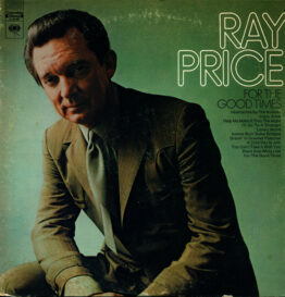 Ray Price - For The Good Times (LP, Album)