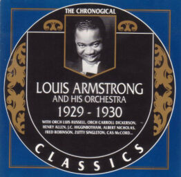 Louis Armstrong And His Orchestra - 1929-1930 (CD, Comp)