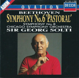 """Beethoven*, Chicago Symphony Orchestra*, Sir Georg Solti* - Symphony No.6 """"Pasto"""