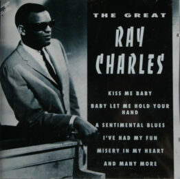 Ray Charles - The Great Ray Charles (CD, Album, Comp)