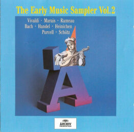 Various - The Early Music Sampler Vol. 2 (CD, Comp, Smplr)