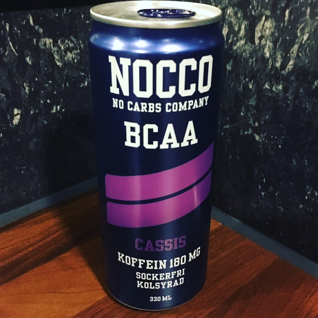 NOCCO BCAA Cassis