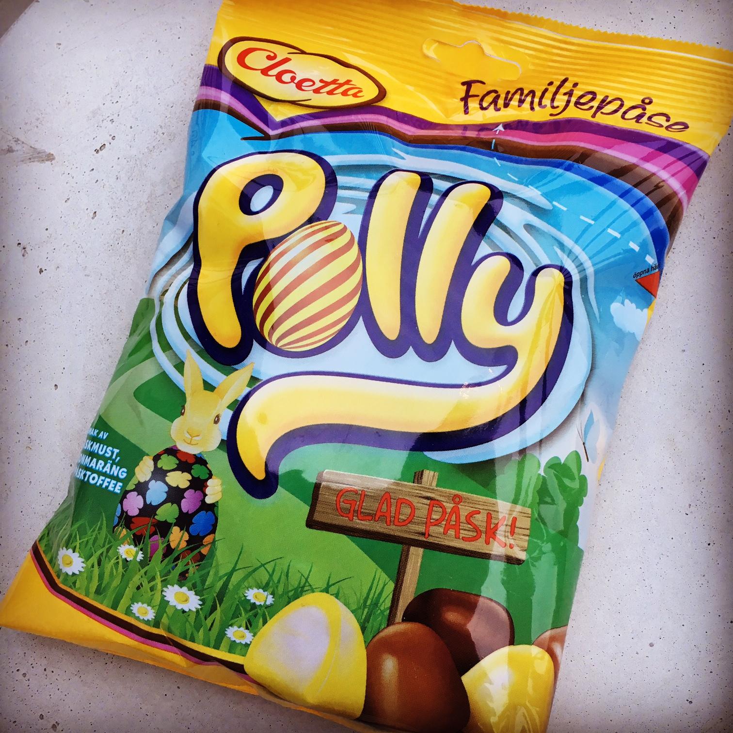 Polly Glad Påsk