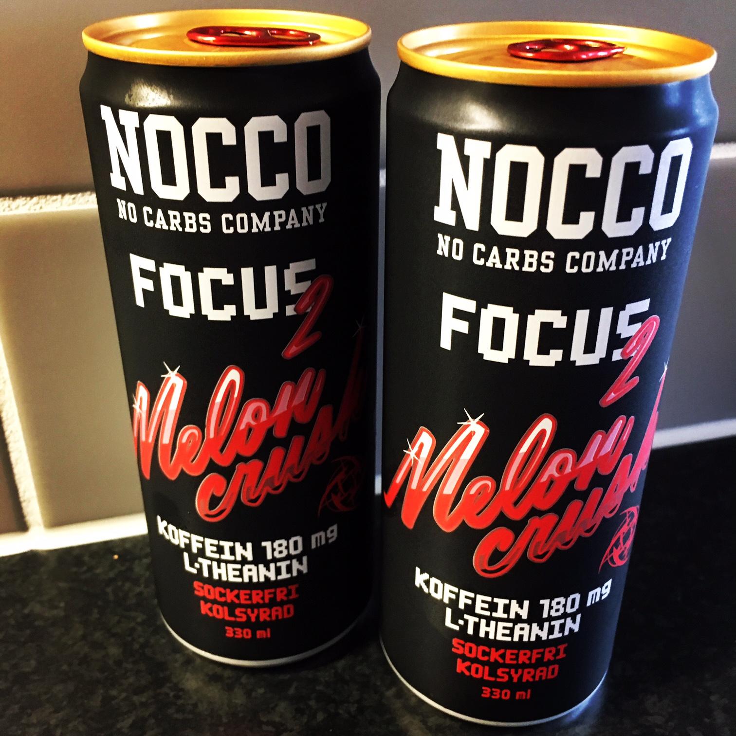 NOCCO Focus 2 Melon Crush