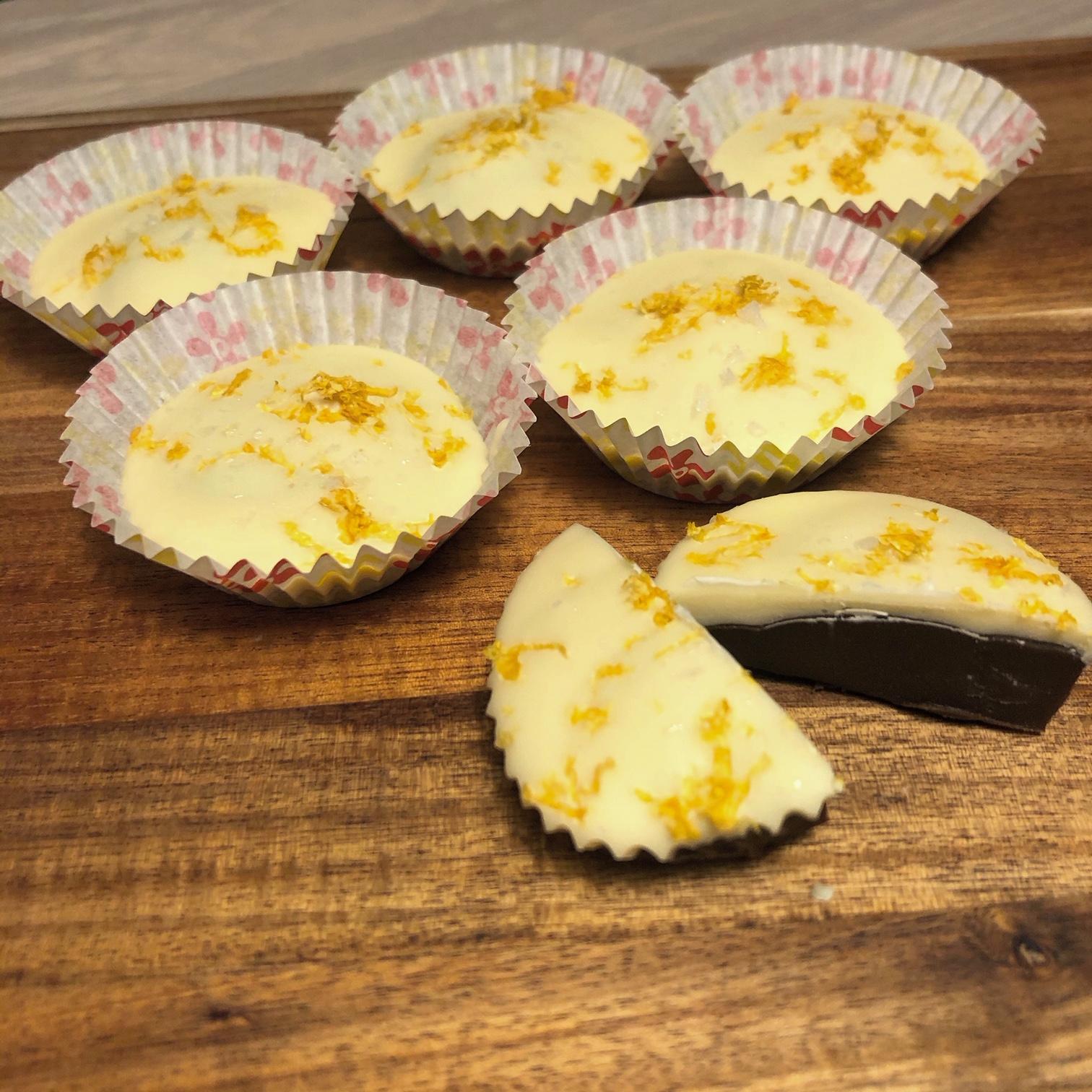 Lakritstryfflar Citron/Havssalt