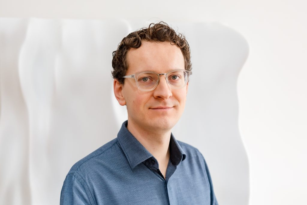 Matthias Leeck Portrait