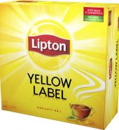 Yellow Label Tea LIPTON, 100p