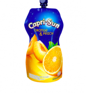 CAPRI-SUN ORANGE/PEACH 33