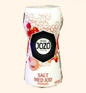 Salt Bords 600g Röd m. Jod