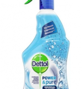 Dettol Power & Pure Universal Desinfektionsrengöring Spray 750 ml