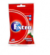 EXTRA STRAWBERRY 35G
