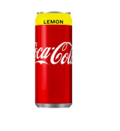 COCA-COLA LEMON 33CL