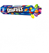 SMARTIES FOLDED BOX 38G
