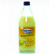 Banan Dryck United Gross 500 ml