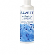 Savett Antibacterial Hand Gel 250 ml