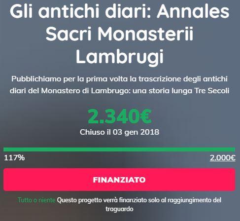 QRculturaItalia termina con successo la campagna di crowdfunding
