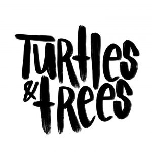 turtles and trees logo