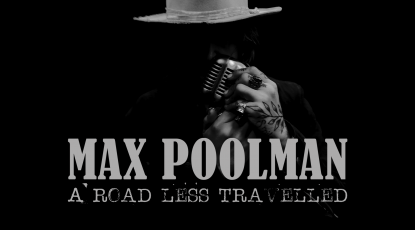 Max Poolman A Road Less Travelled
