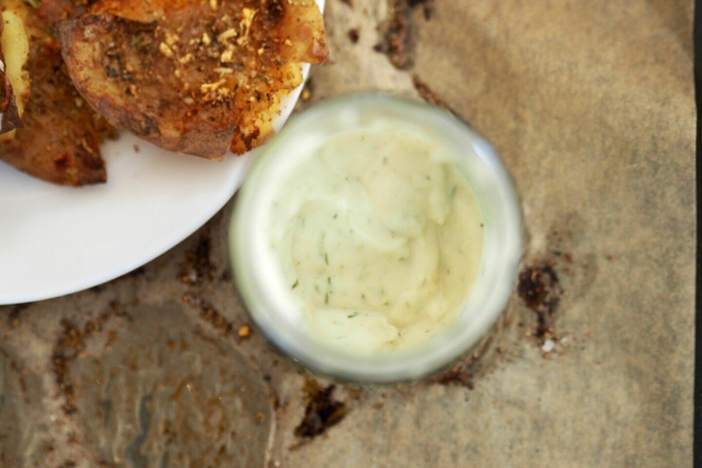vegansk mayonnaise