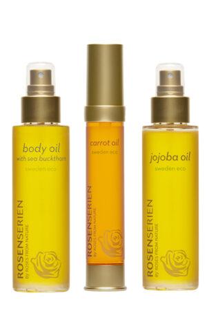 Rosenserien oils