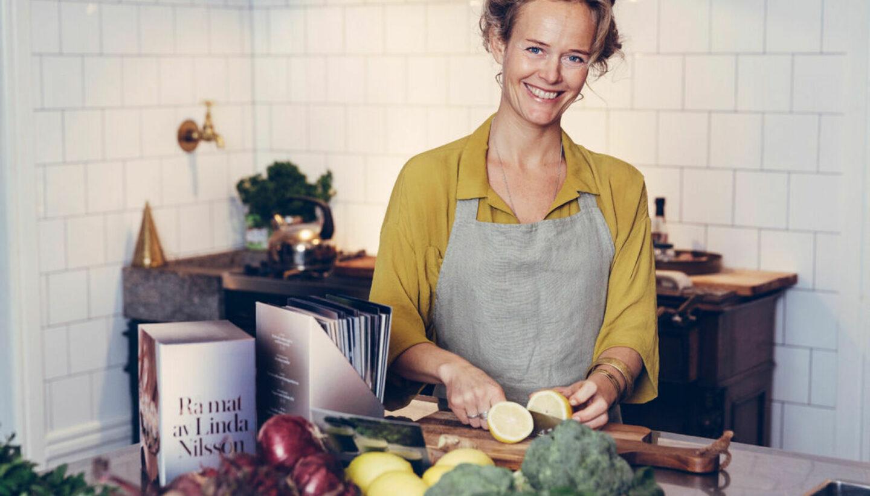 Linda Nilsson Rawfood entreprenör