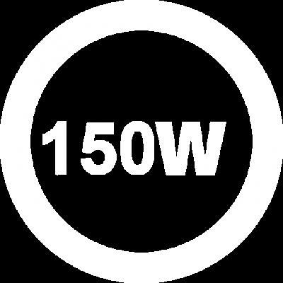 150W massasjestol