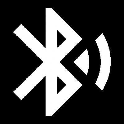 Bluetooth ikon massasjestol
